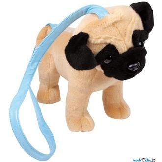 JIŽ SE NEPRODÁVÁ - Kabelka se zvířátkem - Plyšový pes Booby (Legler)