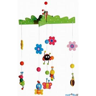 JIŽ SE NEPRODÁVÁ - Kolotoč - Motýli a broučci (Woody)