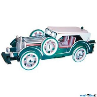 Puzzle a hlavolamy - 3D Puzzle barevné -  Ford model V8