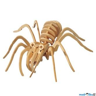 Puzzle a hlavolamy - 3D Puzzle přírodní - Tarantule menší