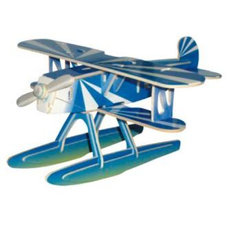 Puzzle a hlavolamy - 3D Puzzle barevné - Heinkel HE-51