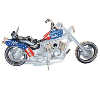 Puzzle a hlavolamy - 3D Puzzle barevné - Harley Davidson