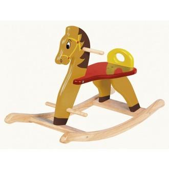 JIŽ SE NEPRODÁVÁ - Houpadlo - Houpací kůň, malovaný (Woody)
