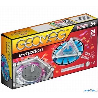 Stavebnice - Geomag - E-Motion, 24 ks