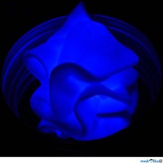 Nedřevěné hračky - Inteligentní plastelína - svítící, Aura
