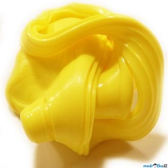Nedřevěné hračky - Inteligentní plastelína - základní, Žlutá