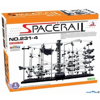 Stavebnice - Spacerail - Level 4 (26m), Stavebnice - kuličková dráha