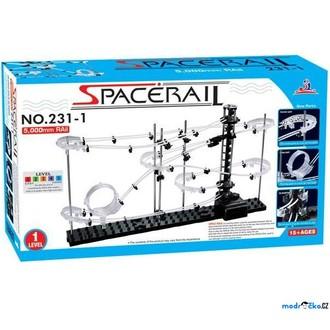 Stavebnice - Spacerail - Level 1 (5m), Stavebnice - kuličková dráha