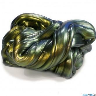 Nedřevěné hračky - Inteligentní plastelína - měňavková, Super olejová skvrna