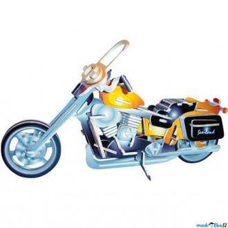 Puzzle a hlavolamy - 3D Puzzle barevné - Harley Davidson II