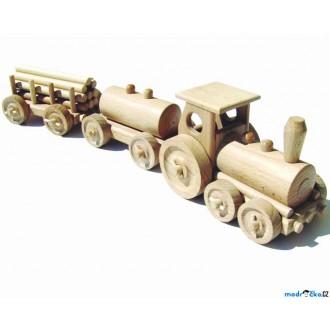 Dřevěné hračky - Ceeda Cavity - Nákladní vlak