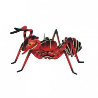 Puzzle a hlavolamy - 3D Puzzle barevné - Mravenec