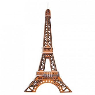 Puzzle a hlavolamy - 3D Puzzle barevné - Eiffelova věž