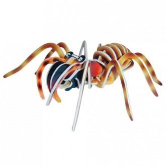 Puzzle a hlavolamy - 3D Puzzle barevné - Tarantule