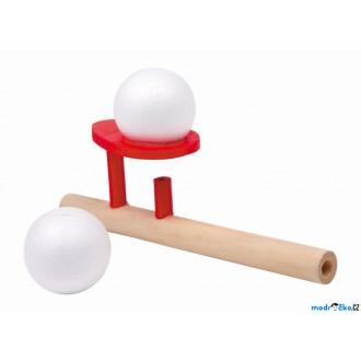 JIŽ SE NEPRODÁVÁ - Drobné hračky - Foukání do balónků (Legler)