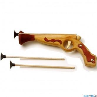 JIŽ SE NEPRODÁVÁ - Dětská zbraň - Pirátská pistole Hook (Legler)