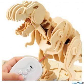 JIŽ SE NEPRODÁVÁ - Stavebnice robotická - Dinosaurus Tyranosaurus Rex, Velký