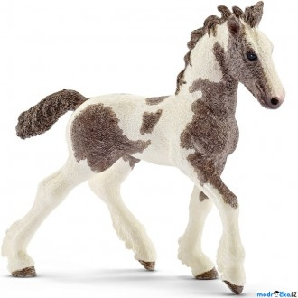 Ostatní hračky - Schleich - Kůň, Irský Tinker hříbě