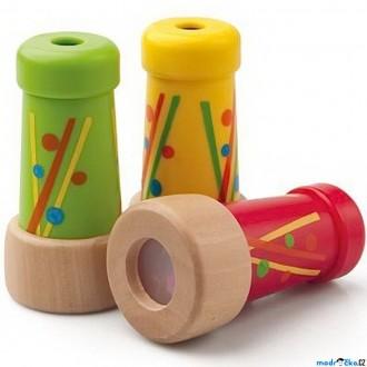 JIŽ SE NEPRODÁVÁ - Drobné hračky - Kaleidoskop, 1ks (Woody)