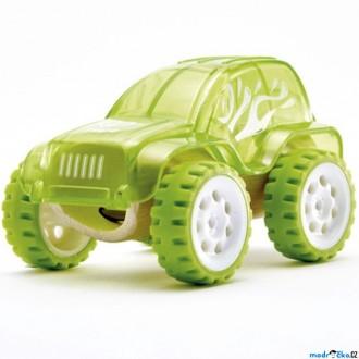 JIŽ SE NEPRODÁVÁ - Auto - Autíčko mini Trailblazer zelené (Hape)