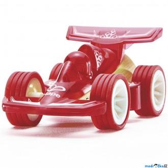 Dřevěné hračky - Auto - Autíčko mini Racer červené (Hape)