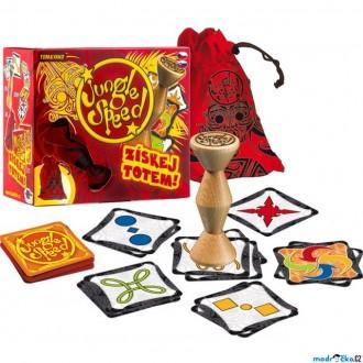 Nedřevěné hračky - Společenská hra - Jungle Speed