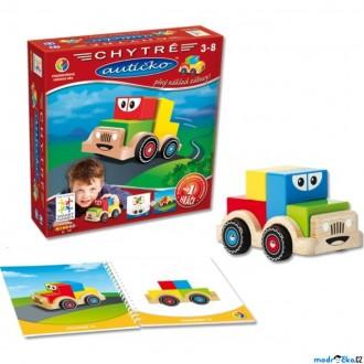 Puzzle a hlavolamy - Hlavolamová hra - SMART: Chytré autíčko