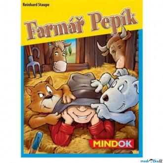 Nedřevěné hračky - Společenská hra - Farmář Pepík