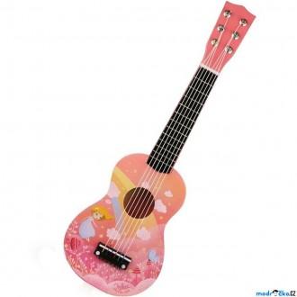 Dřevěné hračky - Hudba - Kytara, Anne-Marie, 6 strun (Vilac)