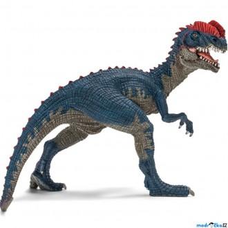 Ostatní hračky - Schleich - Dinosaurus, Dilophosaurus