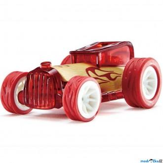 JIŽ SE NEPRODÁVÁ - Auto - Autíčko mini Bruiser červené (Hape)