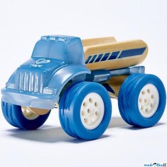 JIŽ SE NEPRODÁVÁ - Auto - Autíčko mini Pickup Truck modré (Hape)