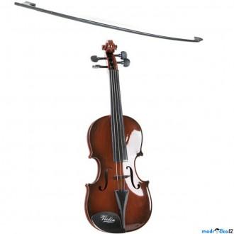 Dřevěné hračky - Hudba - Housle dětské plastové (Legler)