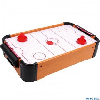 Dřevěné hračky - Air Hockey - Stolní vzdušný hokej menší (Legler)