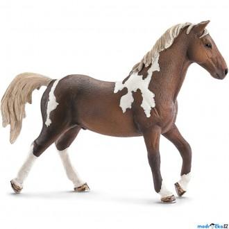 Ostatní hračky - Schleich - Kůň, Trakénský hřebec