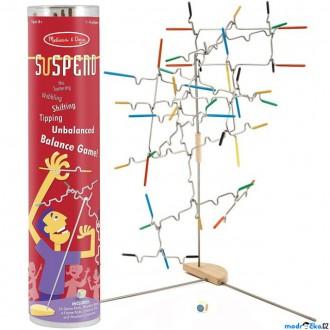 Dřevěné hračky - Motorická hra - Suspend, balanční hra (M&D)