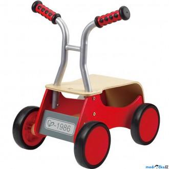 Dřevěné hračky - Odrážedlo - Chodítko dřevěné 2v1 (Hape)
