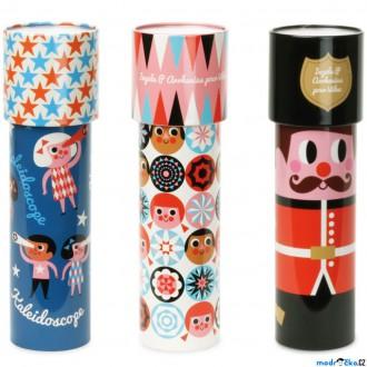 Dřevěné hračky - Plechová hračka - Kaleidoskop Ingela, 1ks (Vilac)