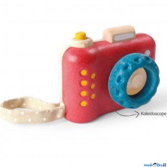 Pro nejmenší - Fotoaparát dětský - Můj první fotoaparát (PlanToys)