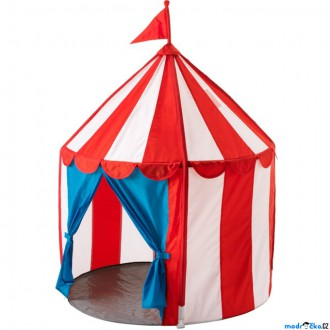 Ostatní hračky - Dětský domeček - Stan cirkusový CIRKUSTALT (Ikea)
