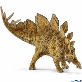 Ostatní hračky - Schleich - Dinosaurus, Stegosaurus