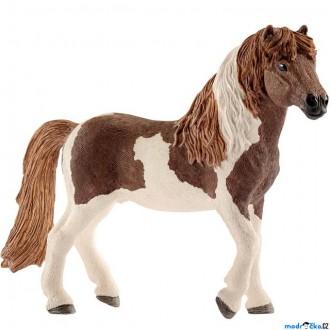Ostatní hračky - Schleich - Kůň, Islandský pony hřebec