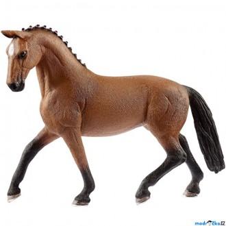 Ostatní hračky - Schleich - Kůň, Hanoverská kobyla