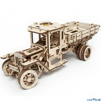 Stavebnice - 3D mechanický model - Truck UGM-11, Náklaďák (Ugears)