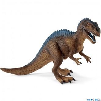 Ostatní hračky - Schleich - Dinosaurus, Acrocanthosaurus