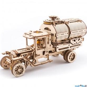 Stavebnice - 3D mechanický model - Truck UGM-11, Tanker (Ugears)