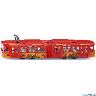 Ostatní hračky - SIKU kovový model - Tramvaj