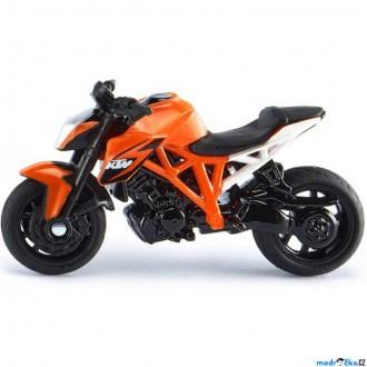 Ostatní hračky - SIKU kovový model - Motorka KTM 1290