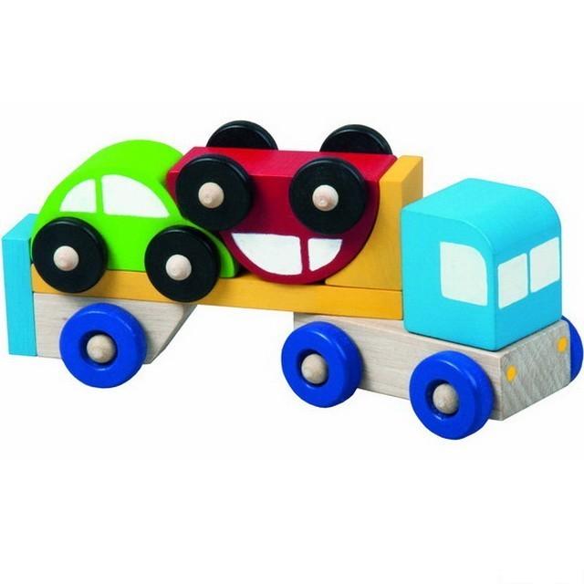 Auto - Truck s autíčky (Detoa)