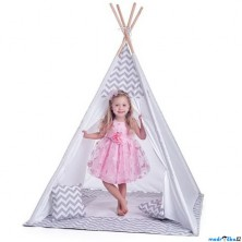Indiánský stan - Dětský stan TEEPEE (Woody)